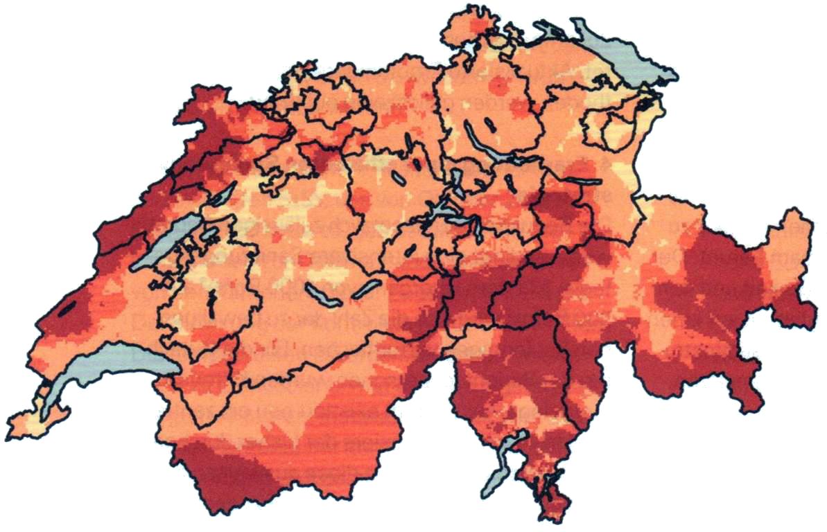 radonkarte bayern landkreise